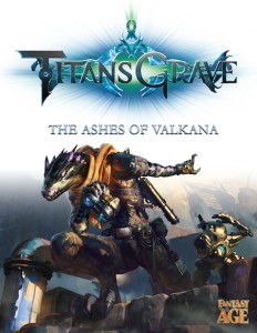 Capa de Titansgrave: The Ashes of Valkana