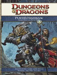 4e Player's Handbook