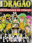 Capa Advanced Defensores de Tóquio