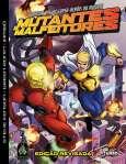 Capa Mutantes & Malfeitores 2ª Edição