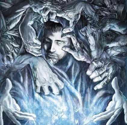 Capa do Spiritum - O Mundo dos Mortos