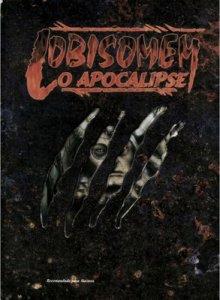 Capa Lobisomem: o Apocalipse 2ª Edição