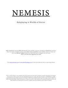 Capa Nemesis